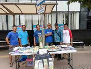 Stand Book Sale Ahmadiyah Jakarta Utara